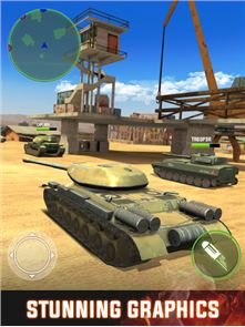 War Machines Tank Shooter Game 4