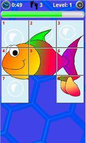 Kids Slide Puzzle 1