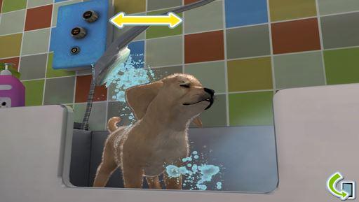 PS Vita Pets: Puppy Parlour 2