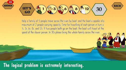 River Crossing IQ 3