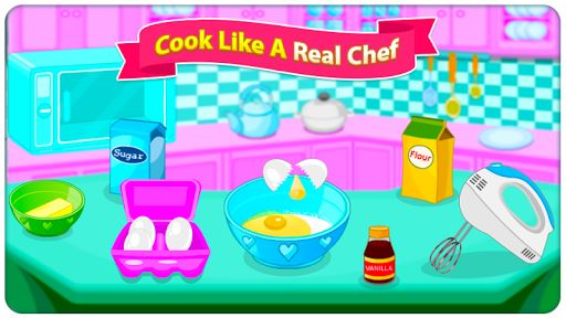 Bake Cupcakes – Cooking Games 4