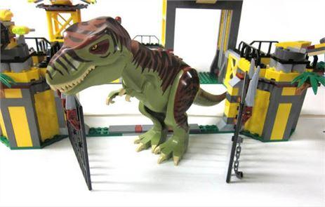 Toy Puzzle Jurassic Dinosaur 3