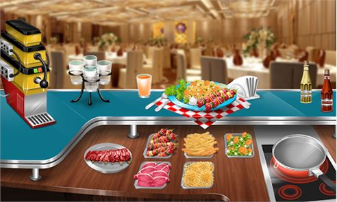 Cooking Stand Restaurant Game 2