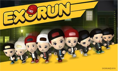 EXORUN 1