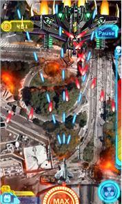 Sky Fighter War Machine 4
