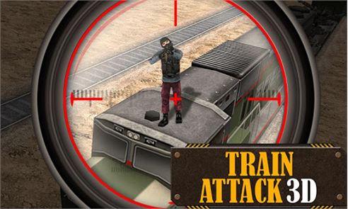 Train Attack 3D 5