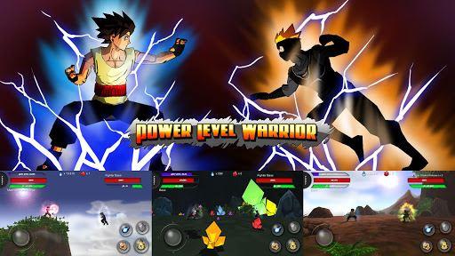 Power Level Warrior 1