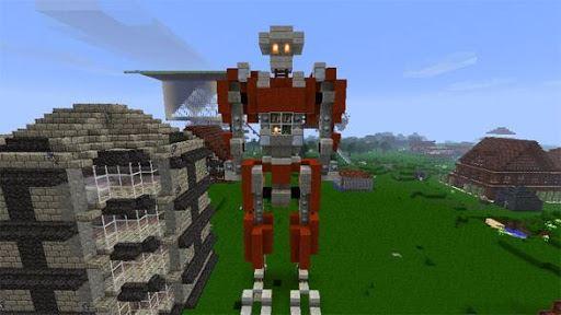 Robot Ideas – Minecraft 1