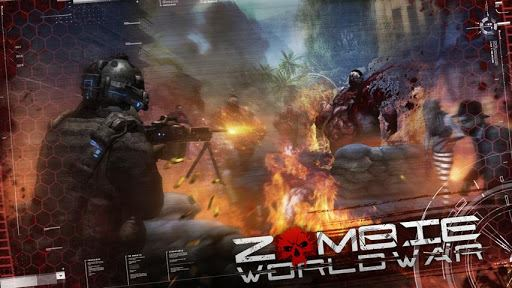 Zombie World War 3