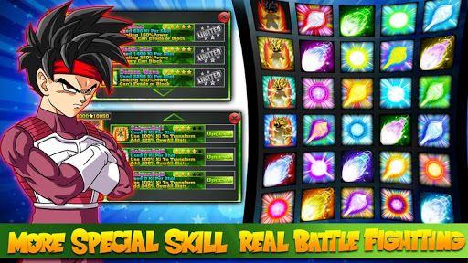Super Saiyan Dragon Z Warriors 4
