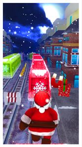 Santa Runner :Xmas Subway Surf 2