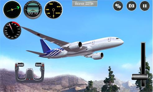 Plane Simulator 3D 6