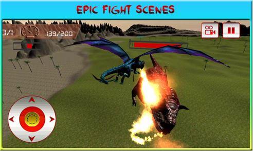 Flying Dragon War Simulator 1