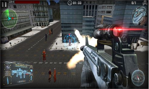 SWAT SNIPER FPS 1