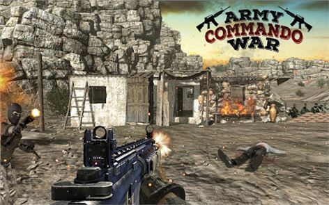Army Commando War Free 4
