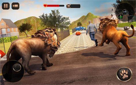 Rage Of Lion 6
