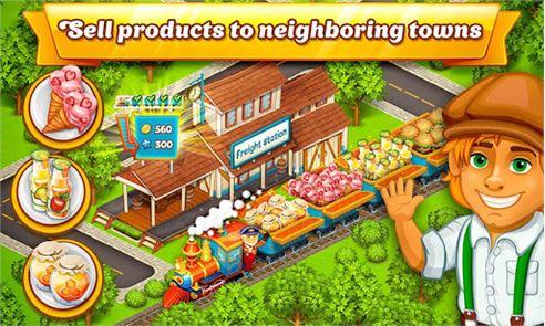 Megapolis City:Village to Town 2