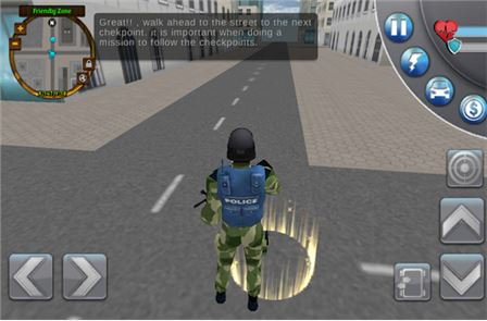 San Andreas Crime City 3D 2