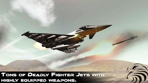 Jet Fighter Dogfight Chase 3D 3