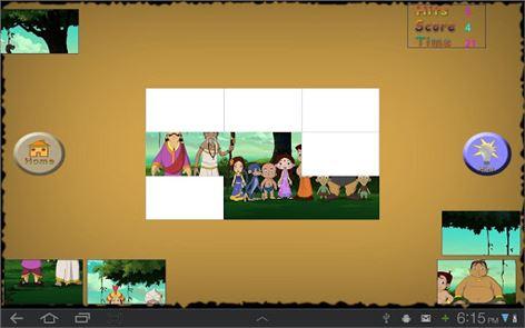 Bheem puzzle Game 2