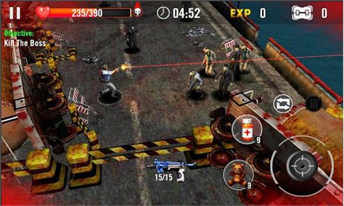 Zombie Overkill 3D 1