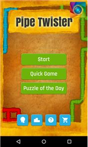 Pipe Twister:  Puzzle 1