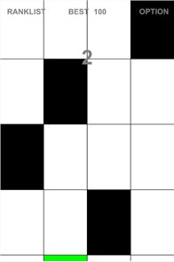 Tap The Black Tile 2