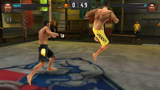 Brothers: Clash of Fighters 4