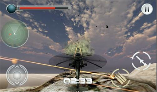 Modern Helicopter Tank War 3D 5