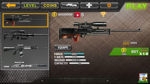 Sniper Killer Shooter 3