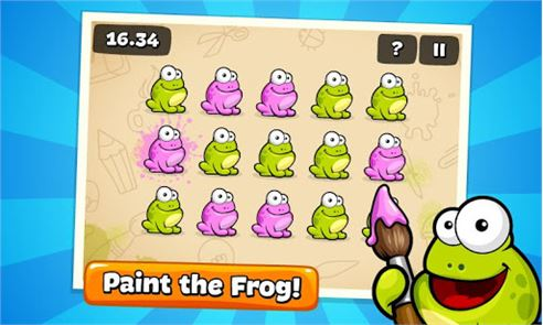 Tap the Frog 3