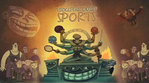 Troll face Quest Sports 6