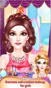 Princess Valentine Hair Style 2