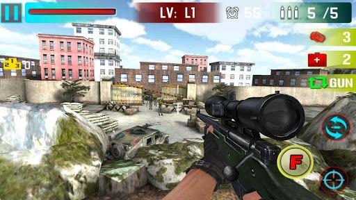 Sniper Shoot War 3D 6