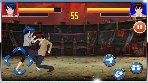 Bruce Lee Street Fight 5
