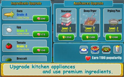 Kitchen Story 4