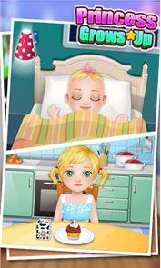 Princess Grows Up 4