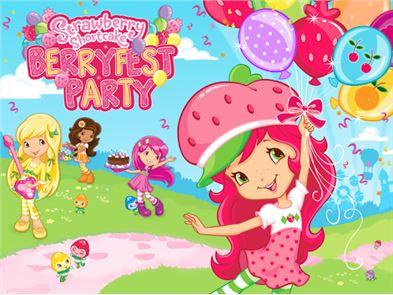 Strawberry Shortcake Berryfest 1
