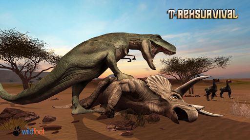 T-Rex Survival Simulator 5