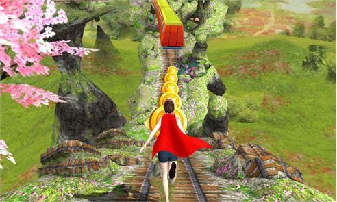 Subway Run Princess 3
