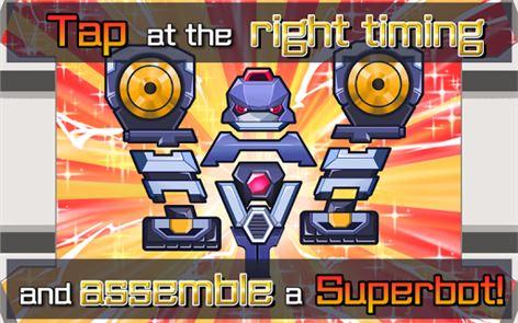 Assemble! Superbots! 1