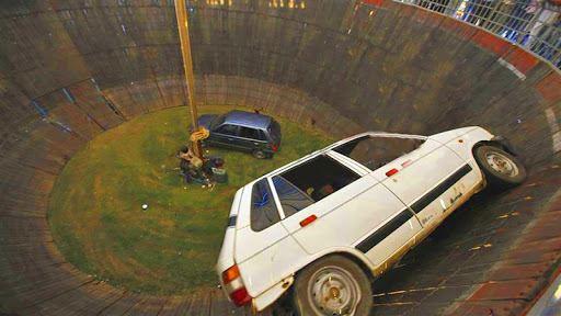 Well Of Death Car Stunt Rider 5
