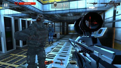 Zombie Objective 1