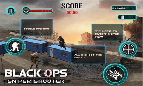 Black Ops Sniper Shooter 3D 4