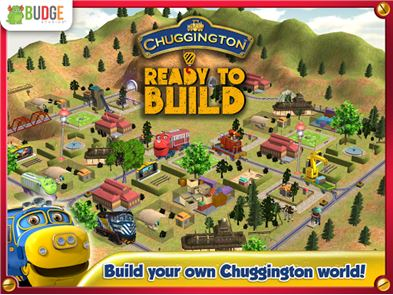 Chuggington Ready to Build 1