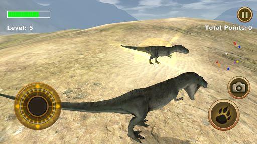 T-Rex Survival Simulator 3