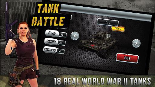 Tank Battle 3D: World War II 2