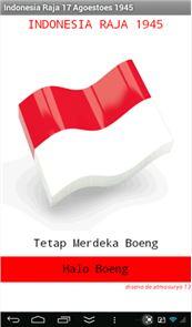 LAGU KEBANGSAAN INDONESIA RAYA 1