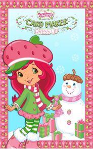 Strawberry Shortcake Dress Up 1