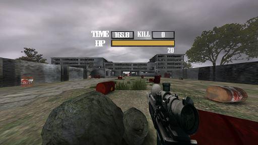 Sniper VR 5